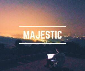 Alles wat je moet weten over Majestic